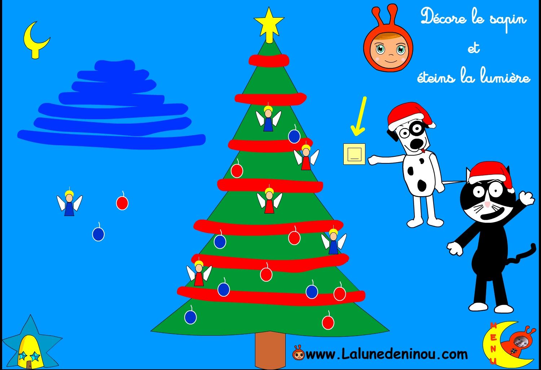 #0029CC Décore Le Sapin De Noel  Jeux Pour Enfants Sur  5771 jeux decoration de noel dans la maison 1500x1024 px @ aertt.com