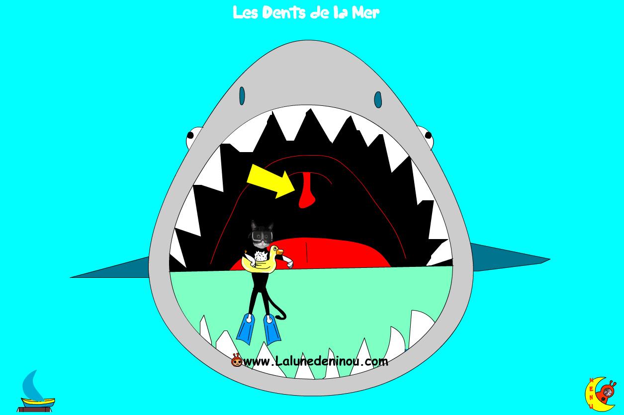 jeux de requins jeux pour enfants sur. Black Bedroom Furniture Sets. Home Design Ideas